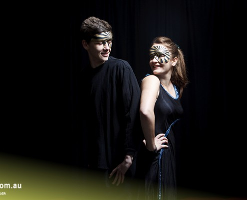 Alexandra Hills SHS Theateraufführung