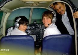Balmoral SHS: Flugsimulator