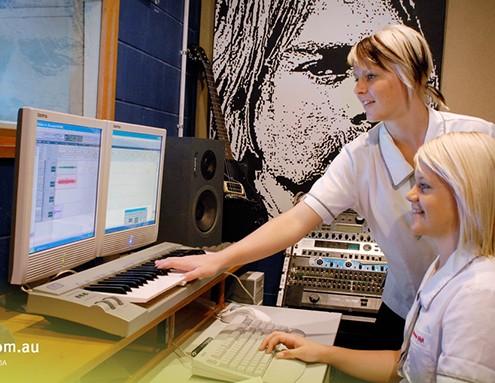 Benowa SHS: Musikaufnahmestudio