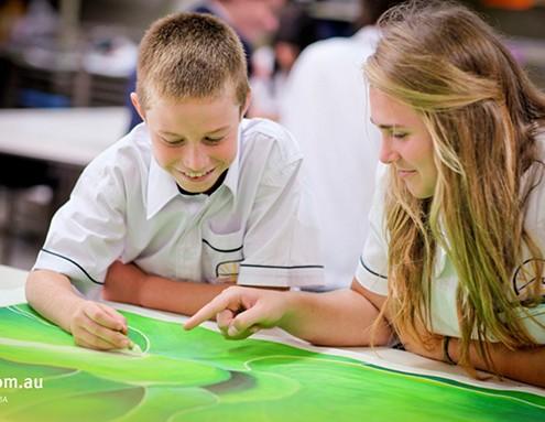 Bribie Island SHS: Kunstunterricht