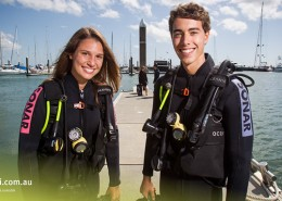 Cairns SHS: Tauchsportgruppe