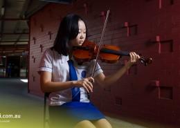 Cairns SHS: Violinenunterricht