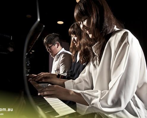 Centenary SHS: Musikunterricht