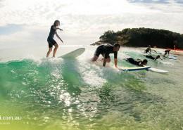 Cleveland District SHS: Surfgruppe