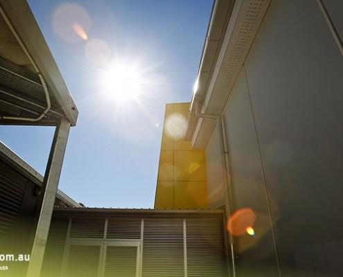 Ferny Grove SHS: Schulgebäude