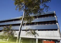 Kedron SHS: Schulgebäude