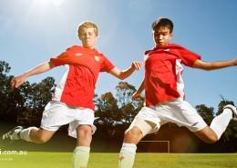 Kelvin Grove State College: Fußball
