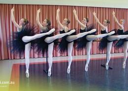 Kelvin Grove State College: Ballettgruppe
