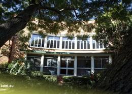 Kelvin Grove State College: Schulgebäude