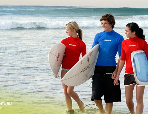 Miami SHS: Surfgruppe