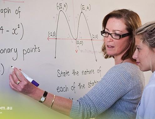 Miami SHS: Mathematikunterricht