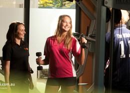 Mountain Creek SHS: Fitness-Studio