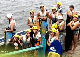 Mountain Creek SHS: Surf-Gruppe