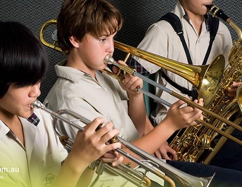 Robina SHS: Jazzband