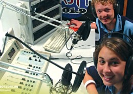 Smithfield SHS: Der schuleigene Radiosender