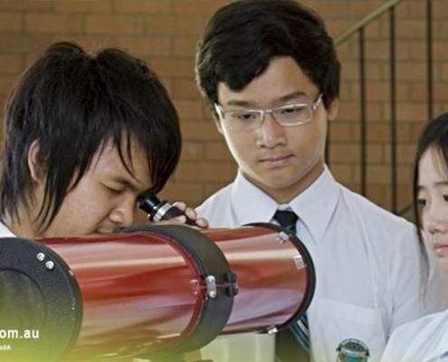 Sunnybank SHS: Physikunterricht