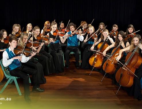 Sunshine Beach SHS: Schulorchester