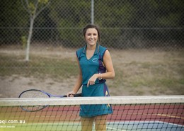 Upper Coomera State College: Tennistraining