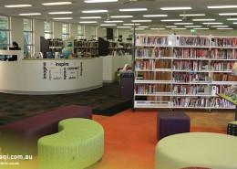 Yeronga SHS: Bibliothek