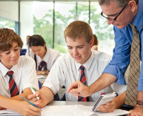 Caloundra Christian College: Unterricht