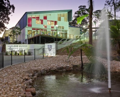John Paul College: Noelene Munns Learning Centre