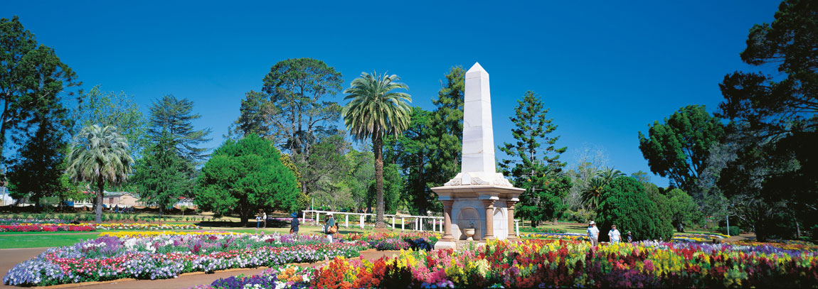 Toowoomba: Laurel Bank Park