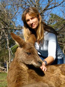Heike Andryk, Partnerin bei Highschool Australia
