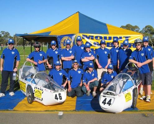 Mount Gambier HS: Solar Race