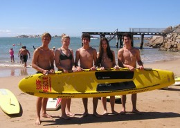 Victor Harbor HS: Surfing Lesson