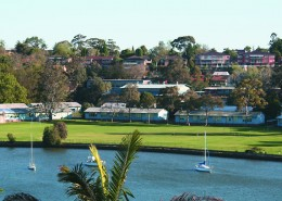 Hunters Hill Sailing
