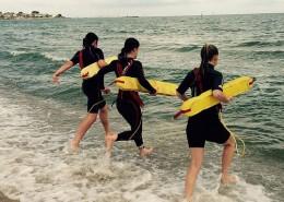 Elwood College Surfen