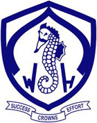 Woolgoolga High School Logo 140