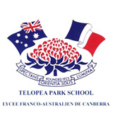 Telopea Park School Logo 160