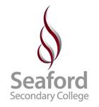 Seaford Secondary College Logo 140