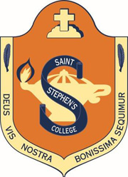 Saint Stephen's College Logo 180
