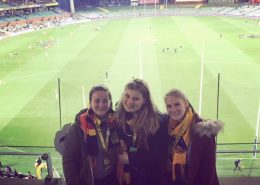 Football Adelaide Oval