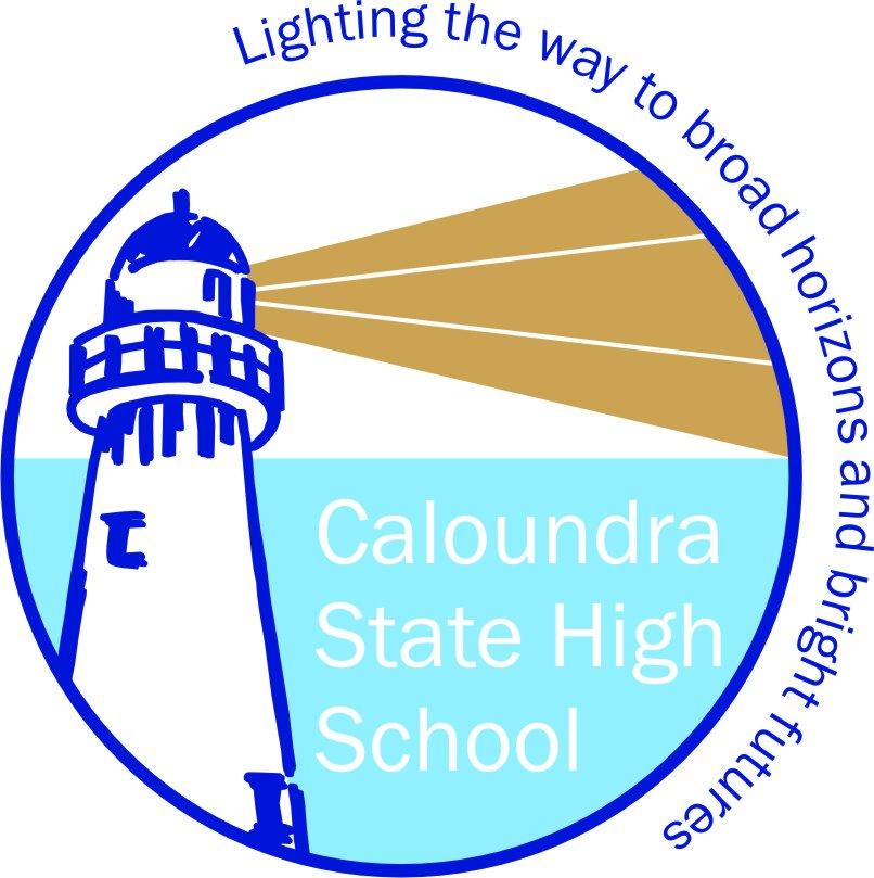 Caloundra SHS Logo