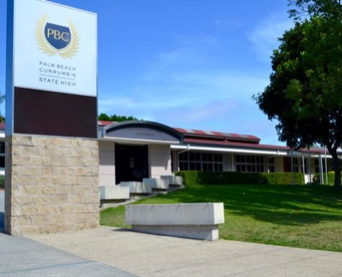 Palm Beach Currumbin SHS 2
