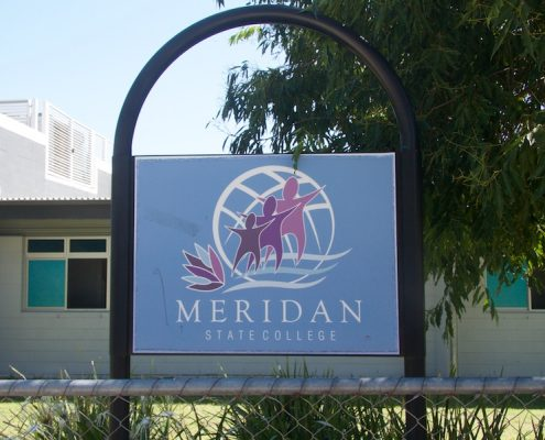 Meridan State College 1