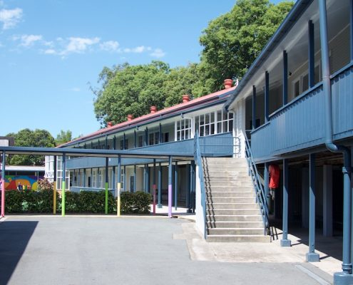 Nambour State College 13