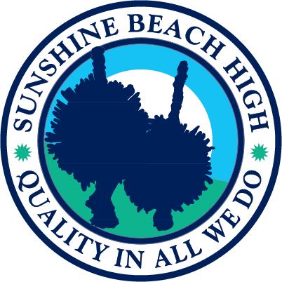 Sunshine Beach State High School Logo