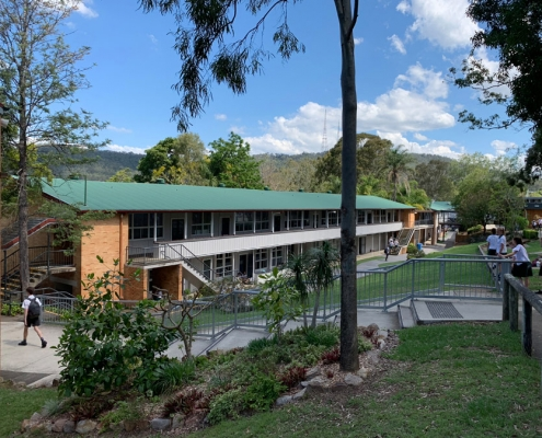 The Gap State High School 3