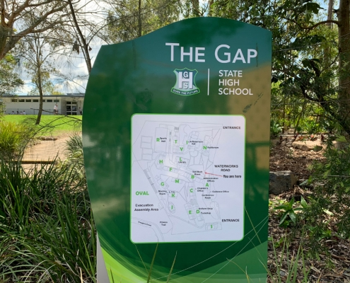The Gap State High School 8