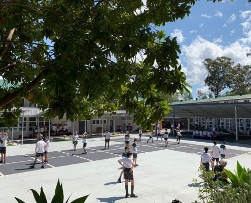 The Gap State High School 5