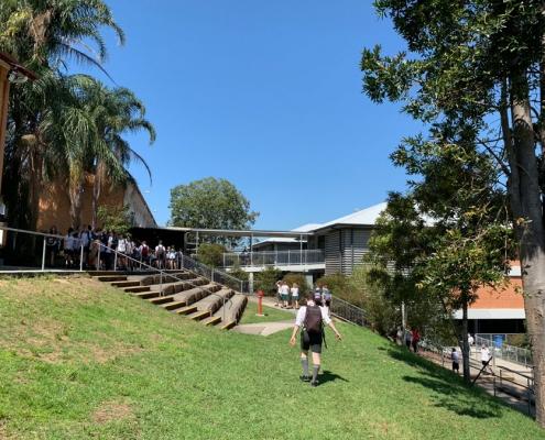 The Gap State High School 6
