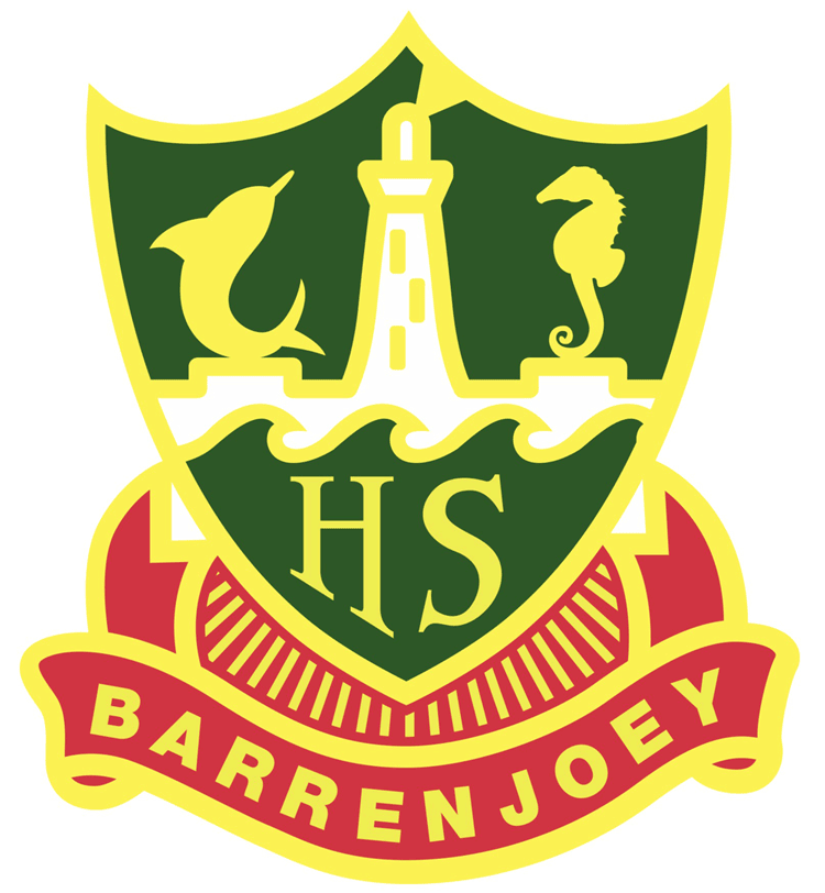 BarrenjoeyHigh School Logo