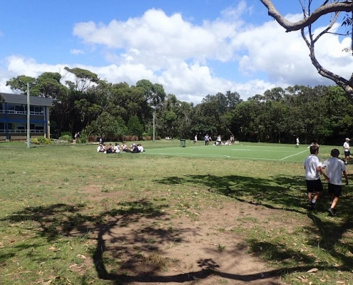 Barrenjoey High School 8