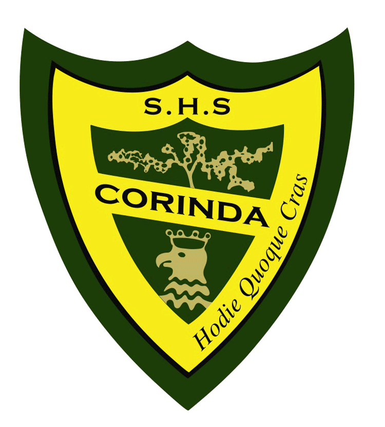 Corinda State High School Logo