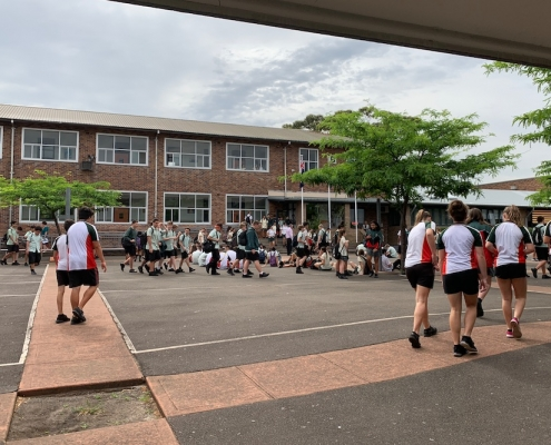 South Sydney High School 5