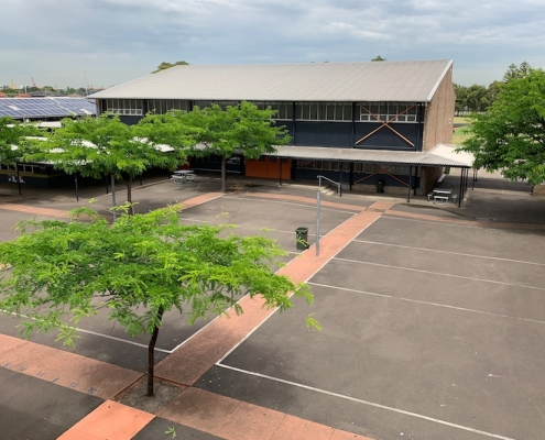 South Sydney High School 16